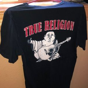 True religion men's shirt